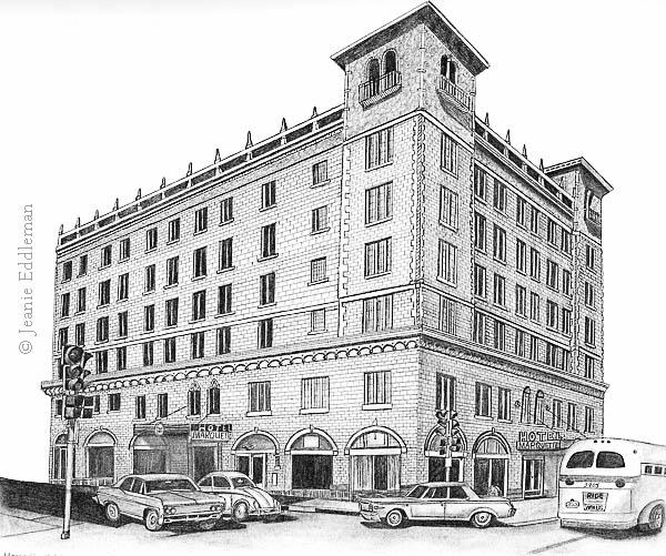 Marquette Hotel Cape Girardeau Mo